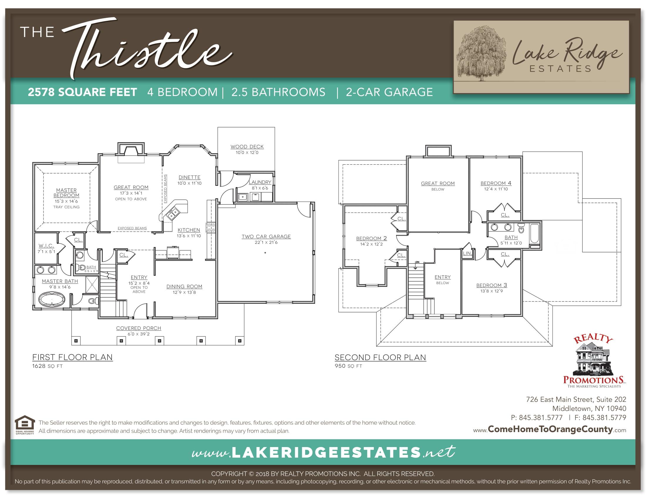 Christopher Ogden Middletown Ny Real Estate Thethistle Lakeridge 1 2