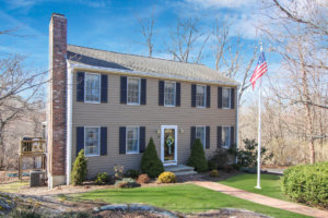 Bill Tierney Cohasset Ma Real Estate 39 Riverview Dr Front Small