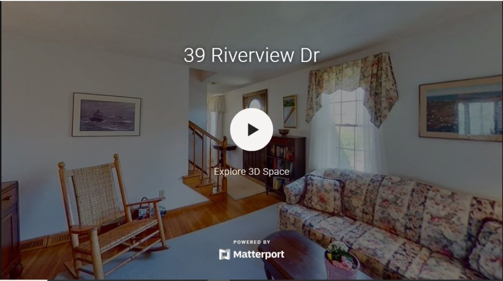 Bill Tierney Cohasset Ma Real Estate 39 Riverview Matterport