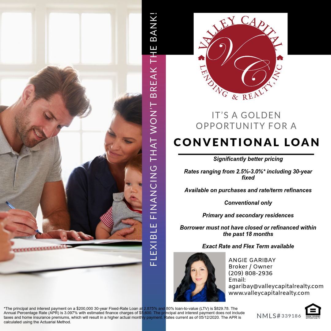 Angie Garibay Stockton Ca Real Estate Conventional Conquest2